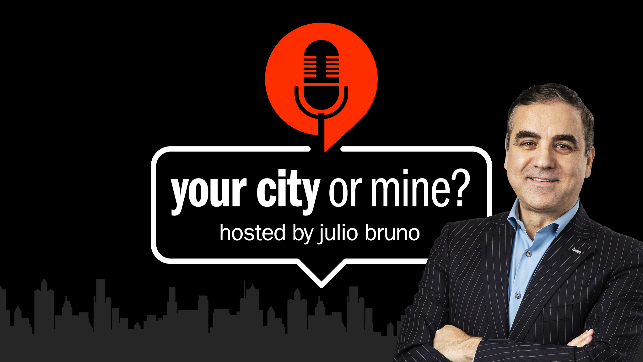 your city or mine? podcast