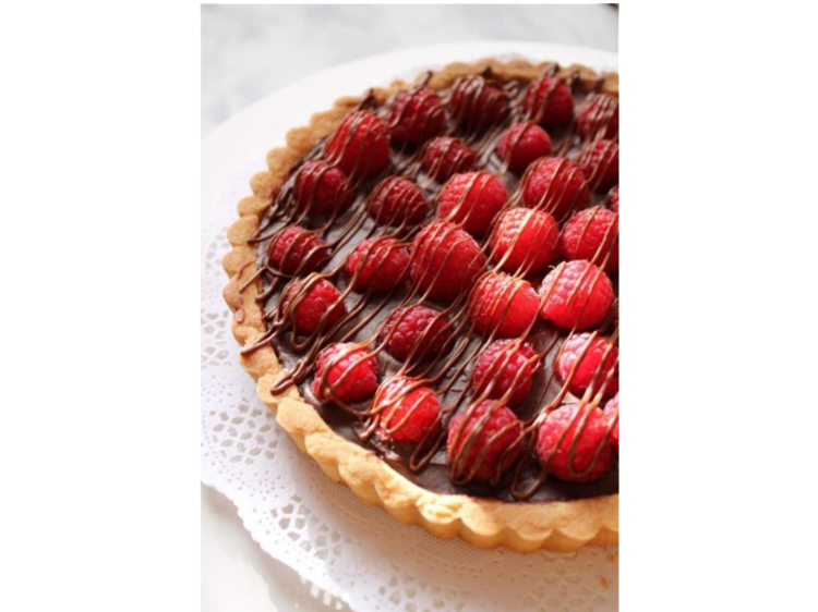 Caja de tartas (Cocoberry Bakery)