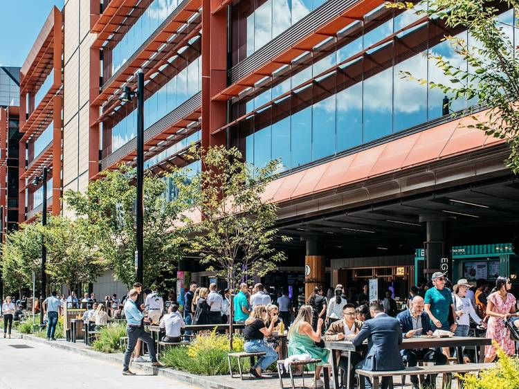 Discover the delicious delights of Sydney's newest dining precinct