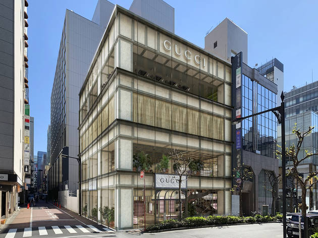 Gucci is opening a Massimo Bottura restaurant in its new Ginza flagship store