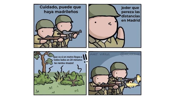 Meme madrileños