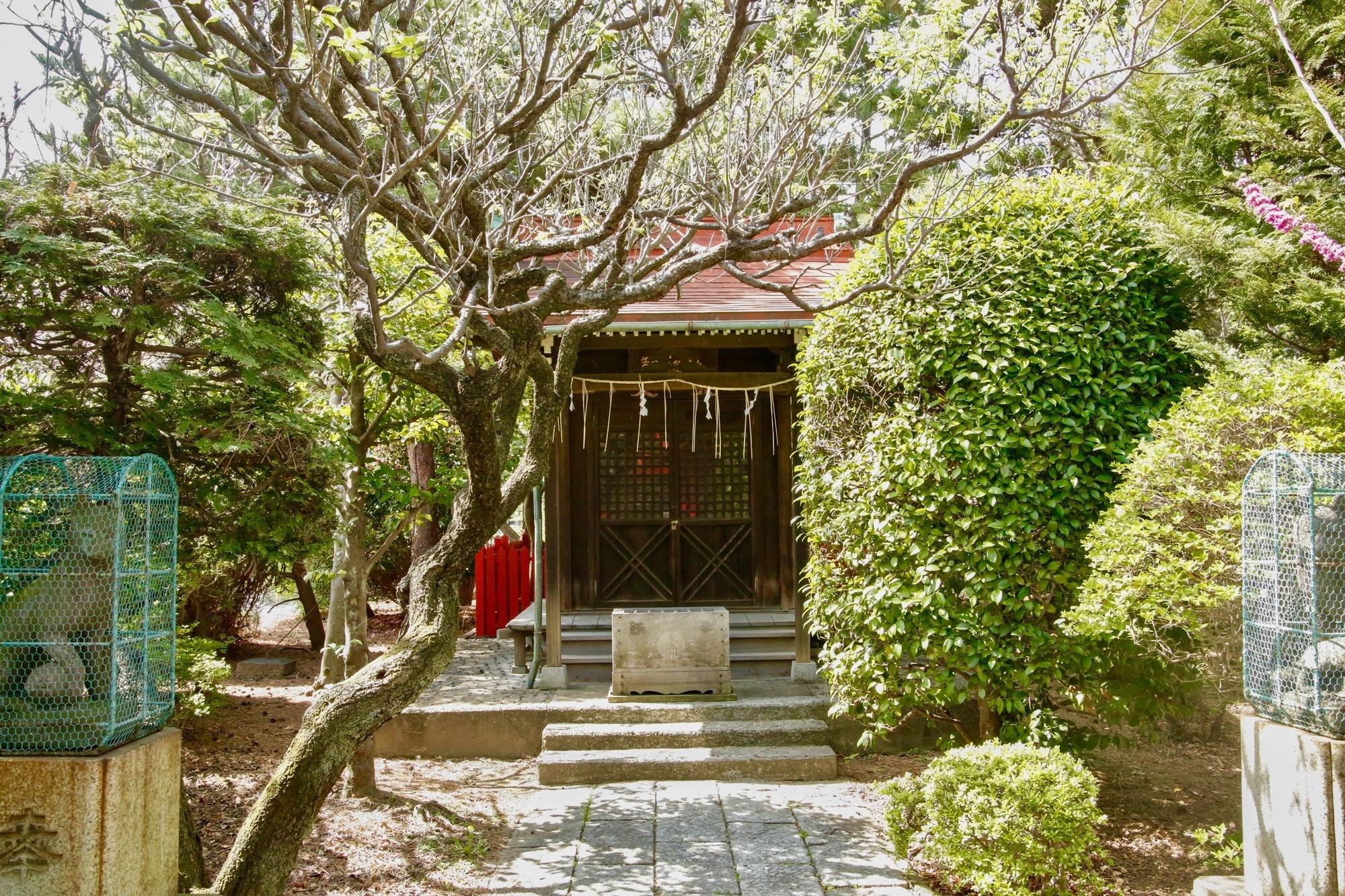 大岡稲荷神社