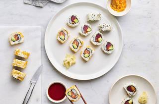 Sushi kit, Japanese, delivery (Japan Centre)