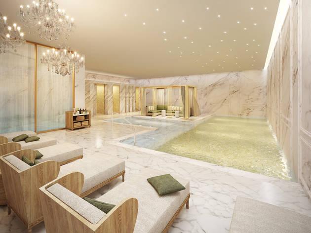 Spa Mandarin Oriental Ritz