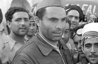 Durruti, hijo del pueblo