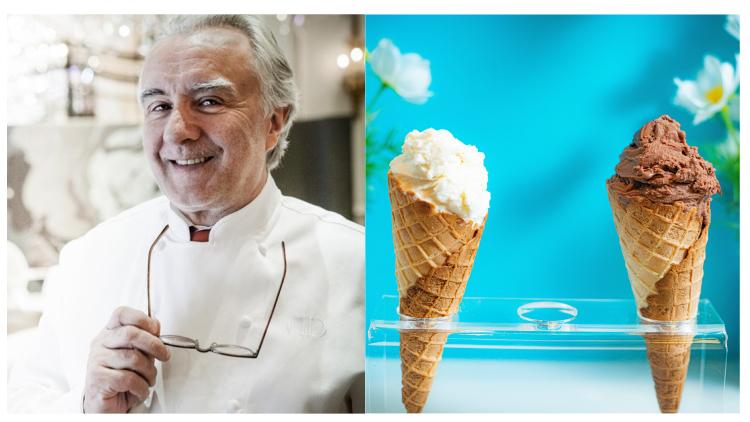 Des glaces et sorbets Alain Ducasse déboulent bientôt à Paris !