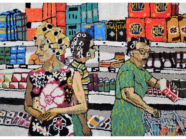UNRAVELED: Confronting the Fabric of Fiber Art