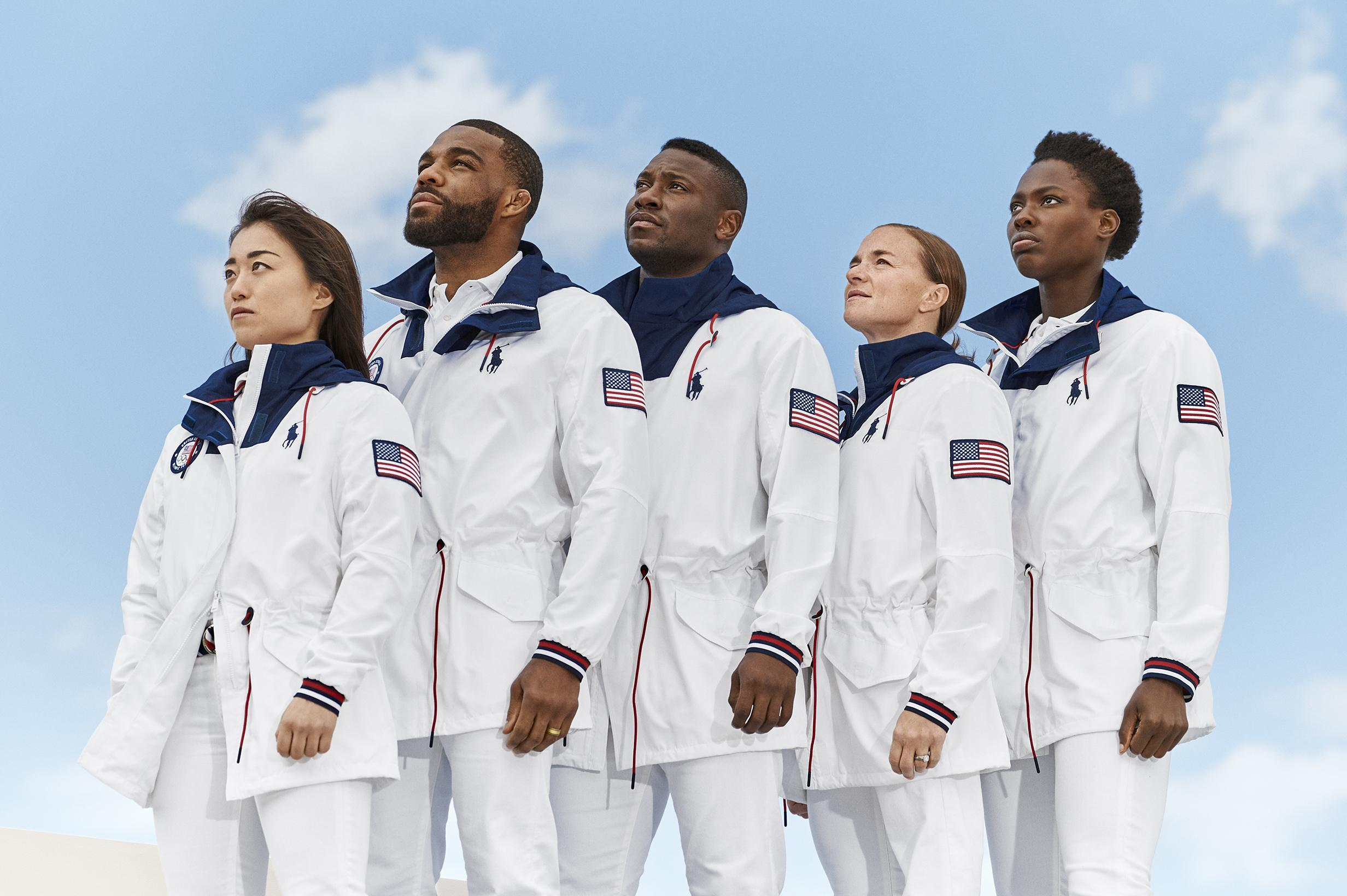 ラルフローレンが東京五輪のアメリカ代表ユニフォームを発表