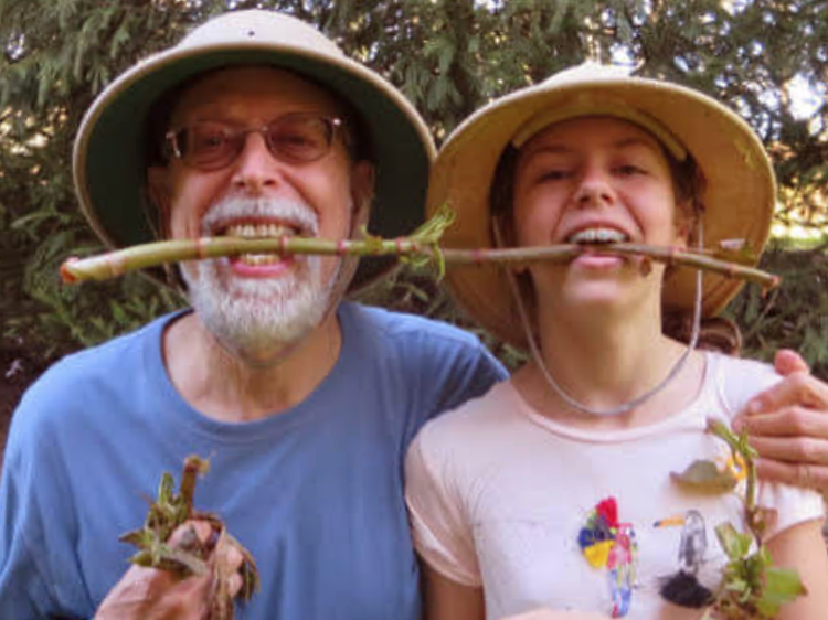 Go on a foraging tour