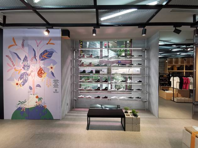 New Converse Flagship Store Opens At Jewel Changi Airport