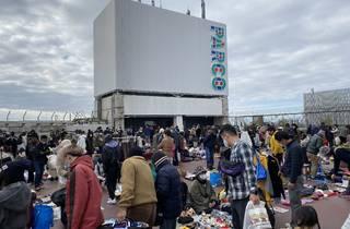 吉祥寺パルコ 屋上フリーマーケット