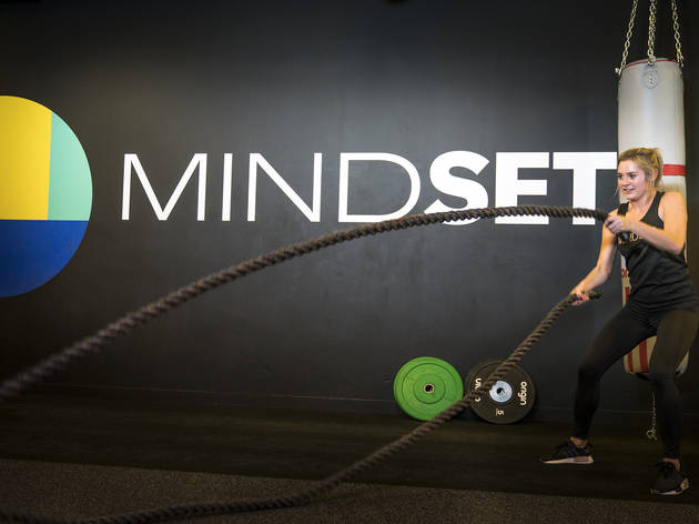 Win a year's free subscription to Mindset – the real-life gym that goes way beyond your pecs