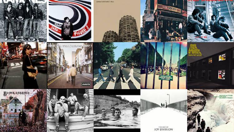 Portadas discos. Under covers. Historias en cubiertas.