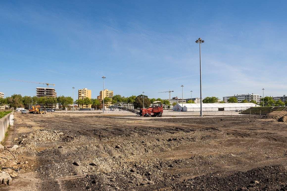 Queimódromo vai transformar-se em área verde