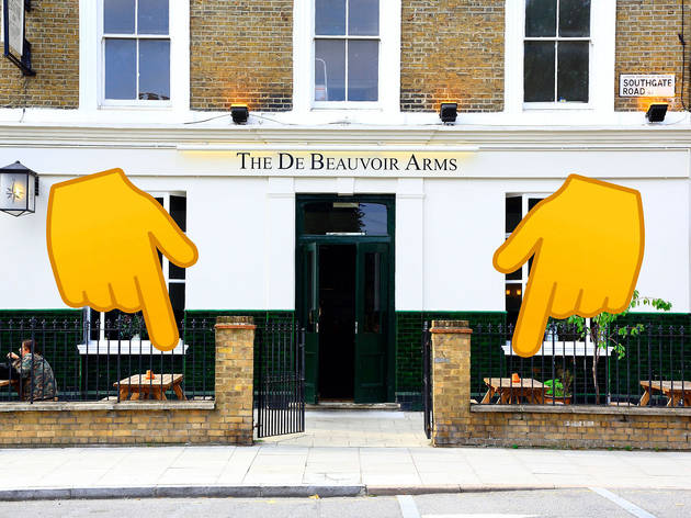 De Beauvoir Arms