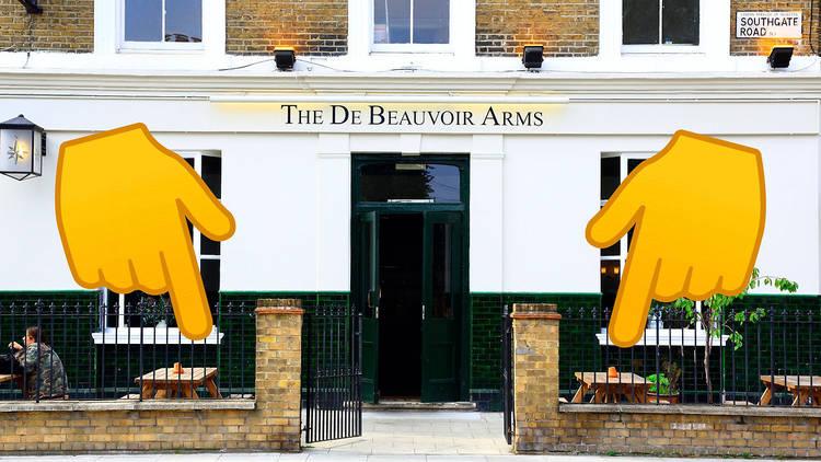 De Beauvoir Arms