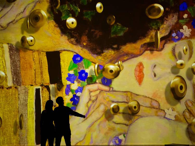 'Klimt, la experiencia inmersiva'