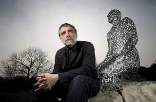 Jaume Plensa (foto: Cineteca)