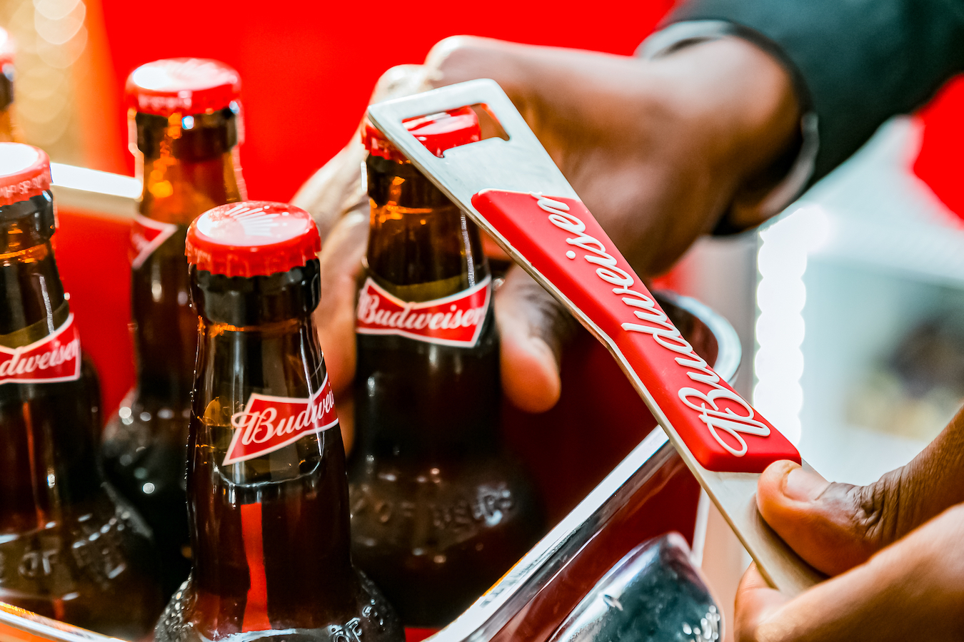 Budweiser is giving out free beer to those who have been vaccinated