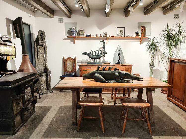 Casa Estudio Leonora Carrington