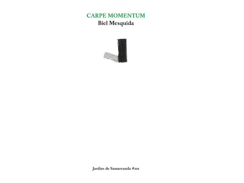 'Carpe momentum', de Biel Mesquida