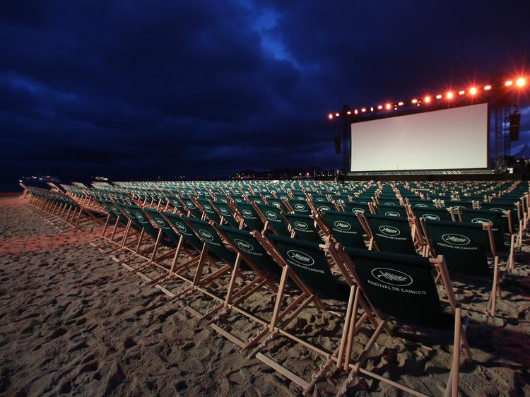Cinéma de la Plage, Cannes