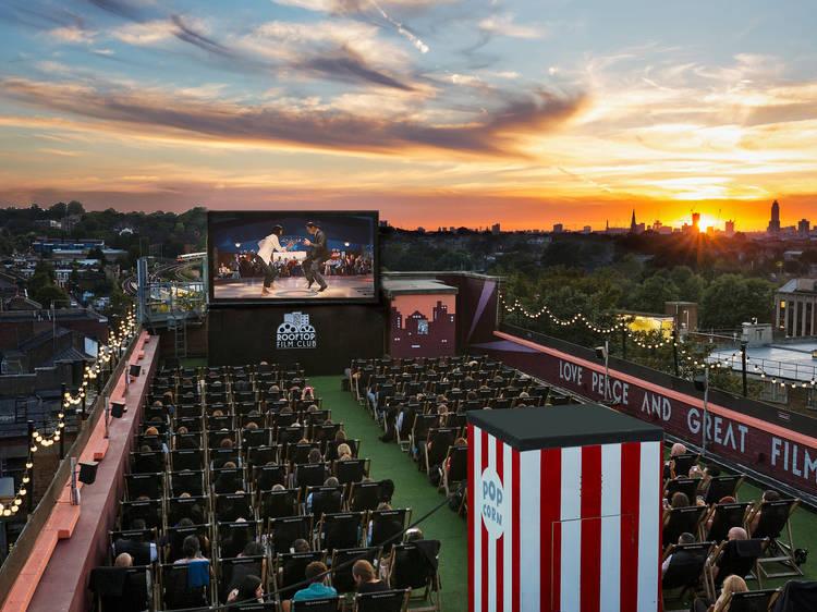 Rooftop Film Club, London