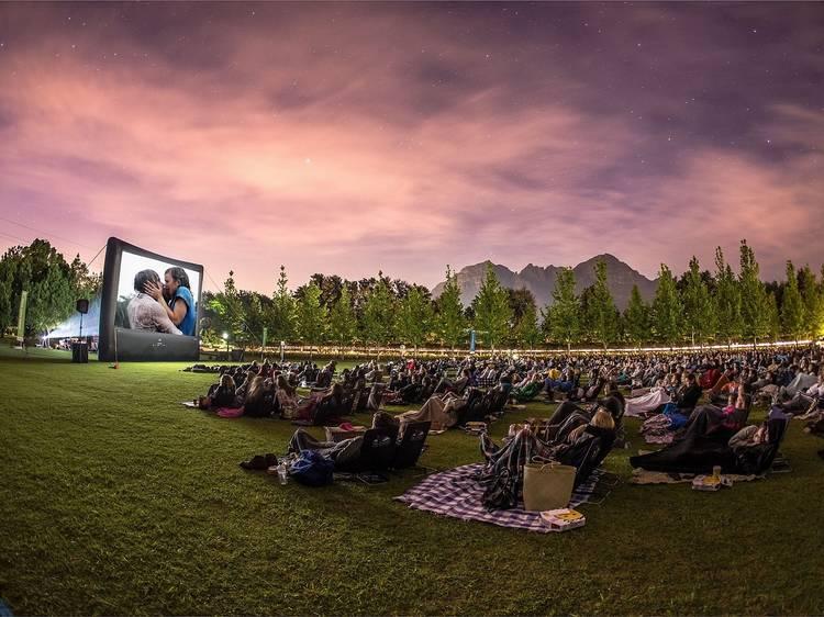 Galileo Open Air Cinema, Cape Town