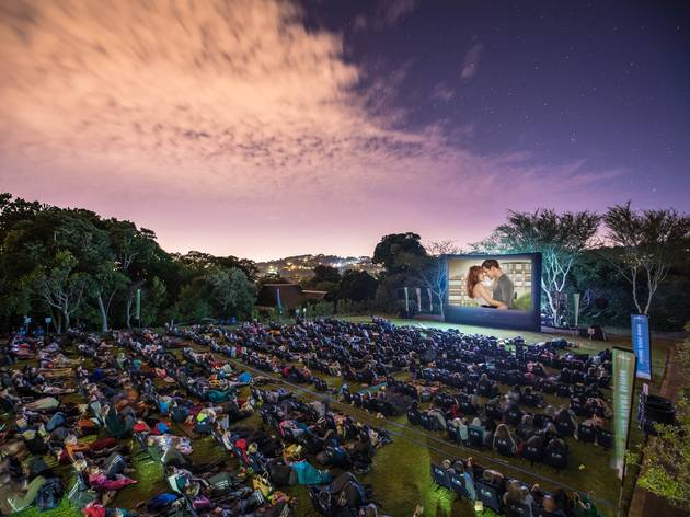 The world's most beautiful outdoor cinemas