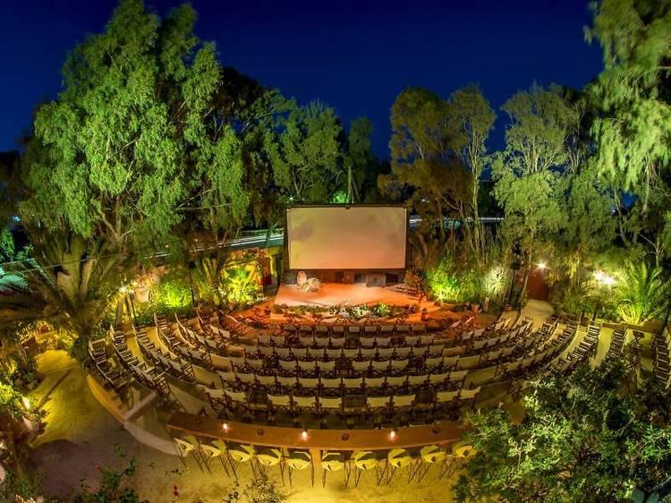 Open Air Cinema Kamari, Santorini