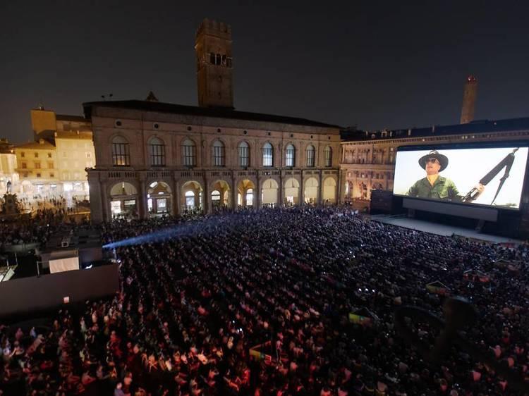Sotto Le Stelle Del Cinema, Bologna