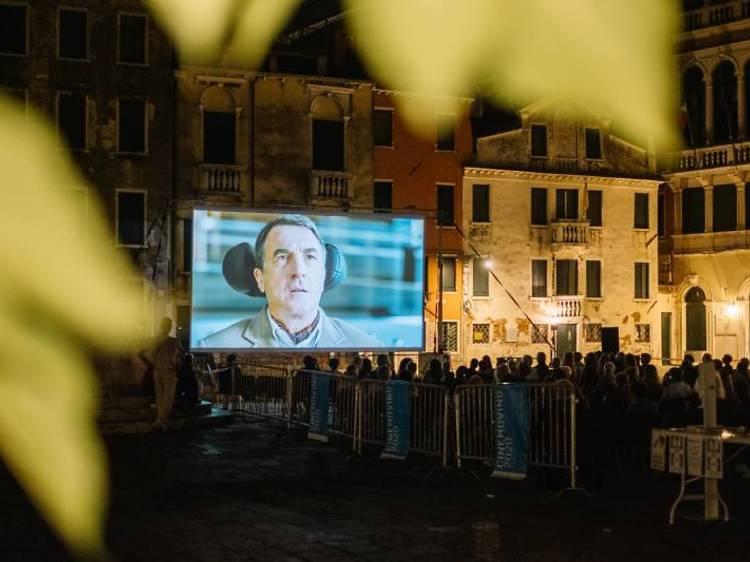 Cinemoving San Polo, Venice