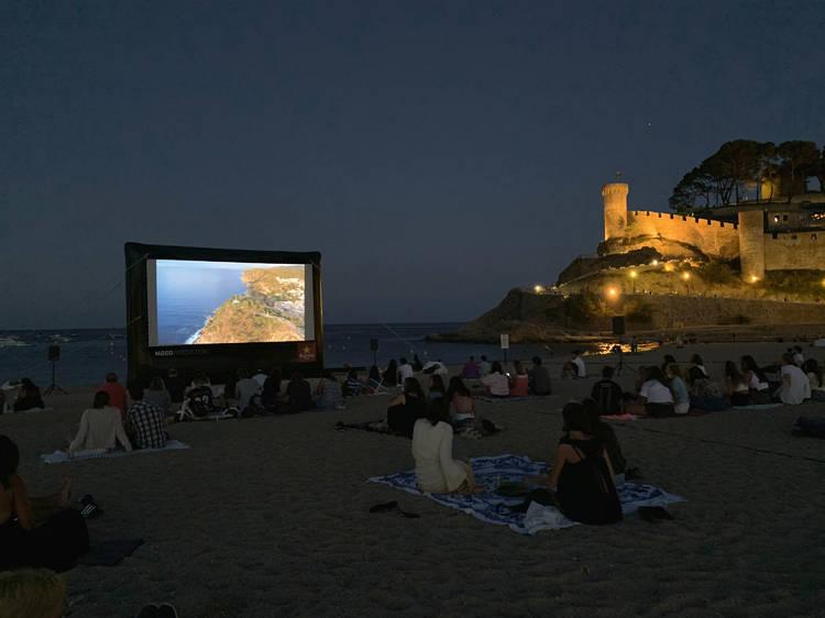 Cinema Lliure a la Platja, Catalonia