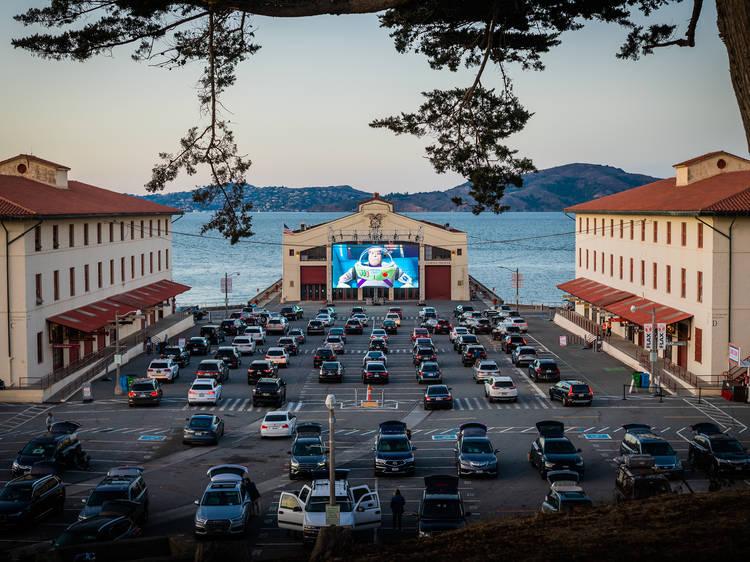 Fort Mason Flicks, San Francisco
