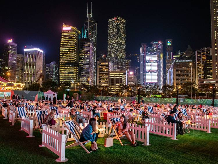The Grounds, Hong Kong
