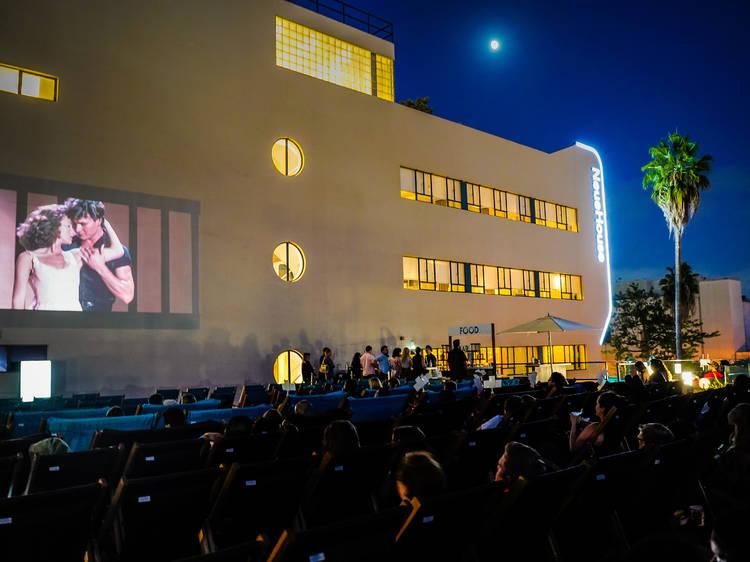 Rooftop Cinema Club, Los Angeles