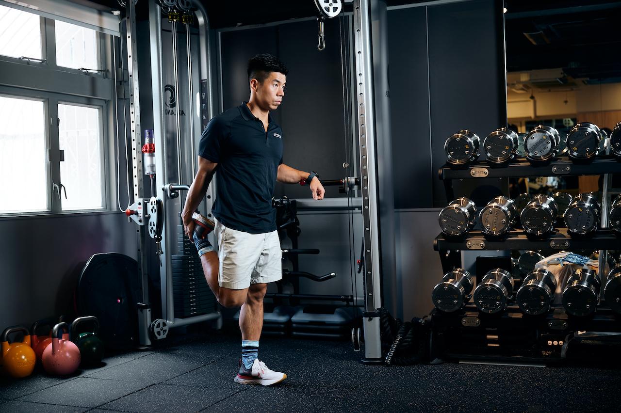 Markys strength & Peformance Zangwill Cheuk