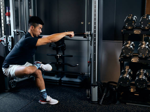Markys Strength & Performance Zangwill Cheuk
