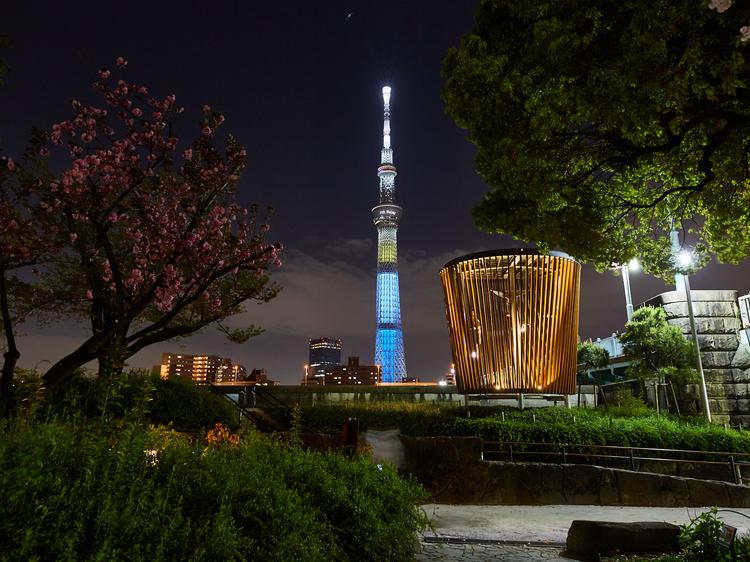 4 most scenic night walks in Tokyo