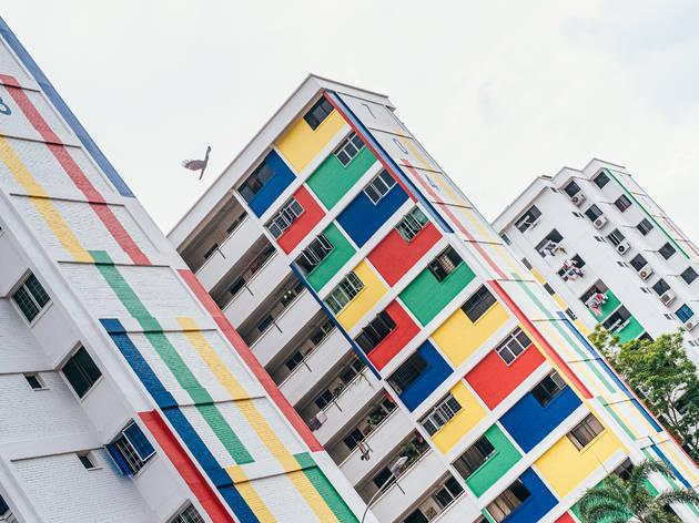 The most Instagram-worthy HDB blocks in Singapore