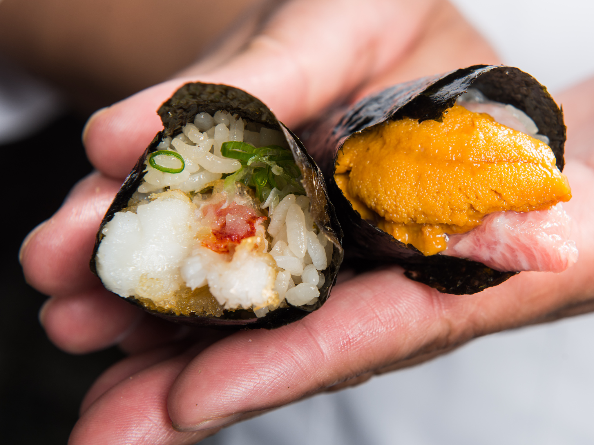 The group behind Carbone is opening a sushi restaurant and we're already drooling