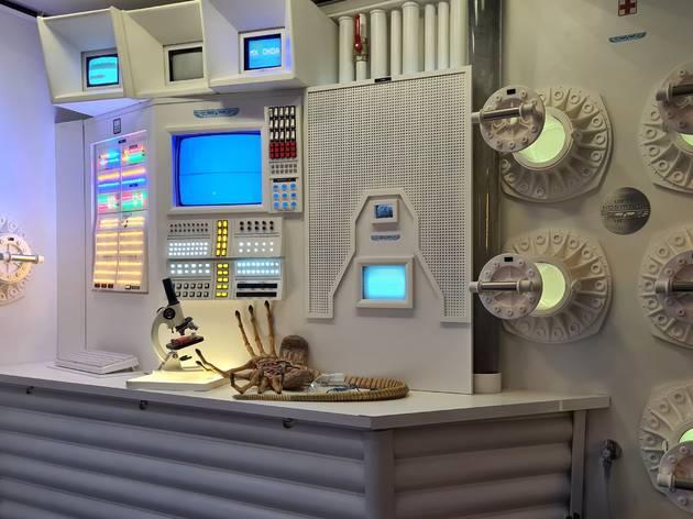 Alien Museum