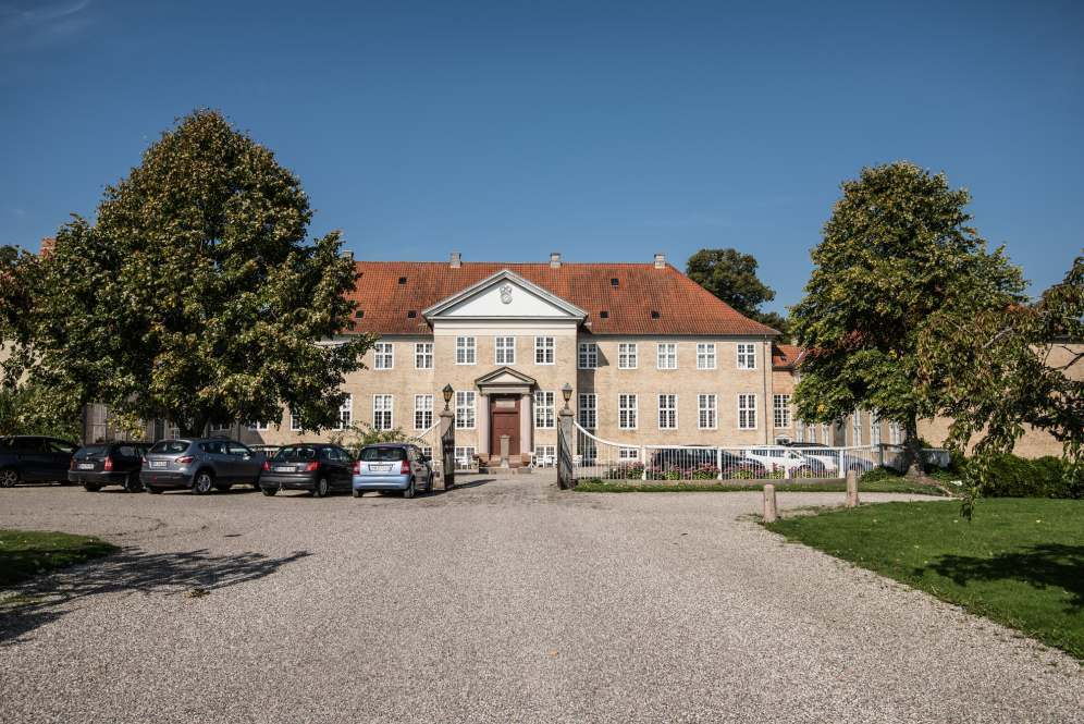 Skjoldenæsholm Castle