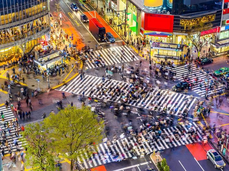 50 things to do in Shibuya