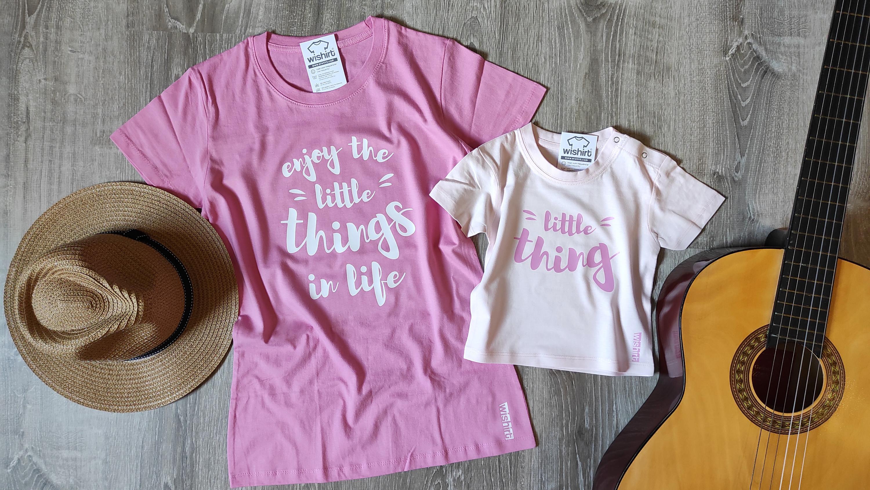 T-shirts Wishirts