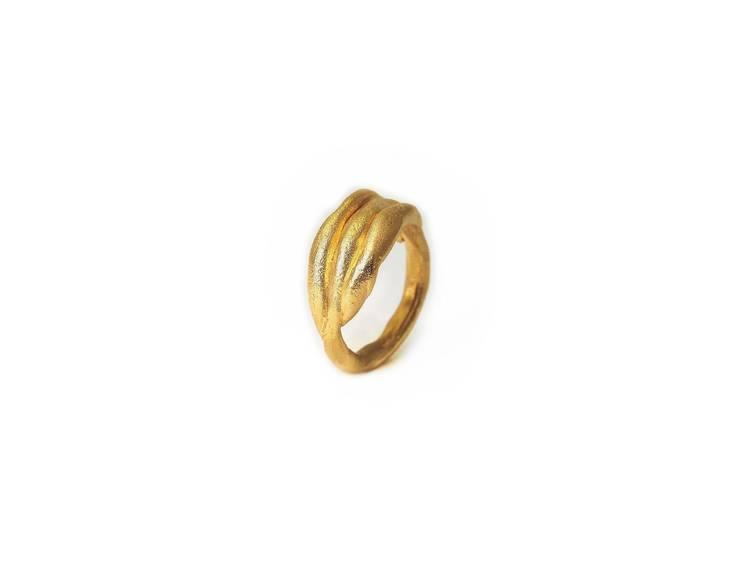 Anel Raquel Poço Jewellery