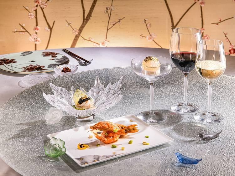 明閣:聯乘法國水晶品牌 Lalique