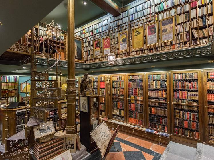 Librería Miguel Miranda