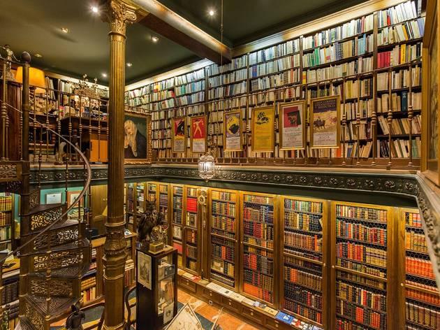 Las librerías más bonitas de Madrid