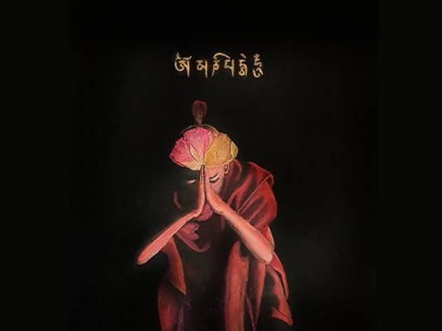 A través de la mirada: el budismo en la obra de Joaquín Sanz